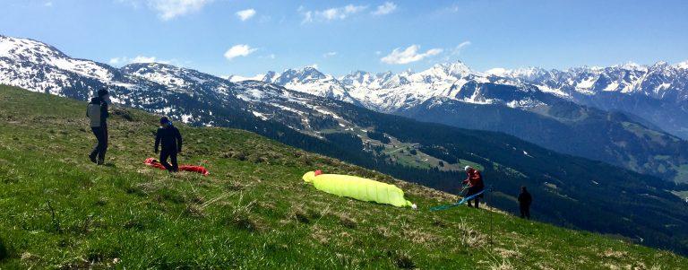 Alpinwoche Bergtour & Fliegen