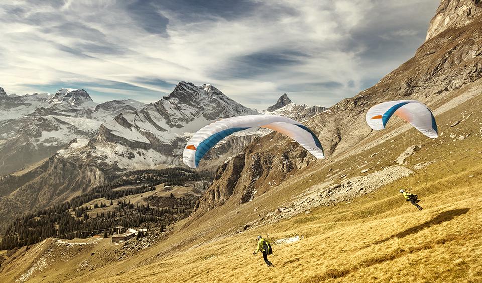 Alpinsport & Fliegen