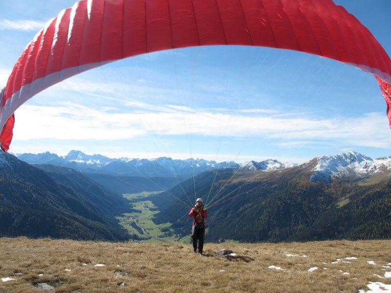 Alpintage Bergtour & Fliegen